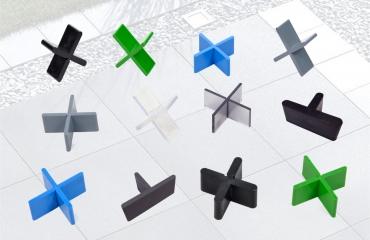 Volfi Fugenkreuze Fur Einfache Plattenverlegung Und Pflasterfugen